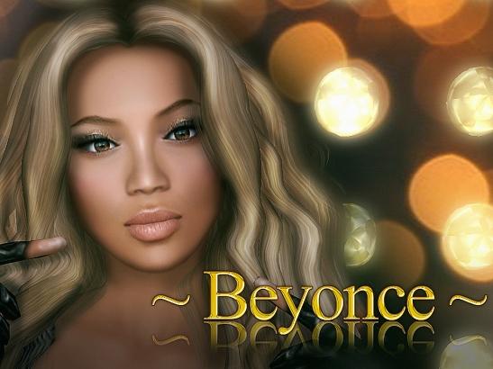 {Meghindo's} ~ Beyonce ~ skin ~