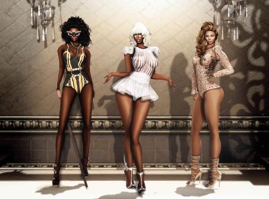 {Meghindo's} ~ Beyonce ~ Set 1 ~