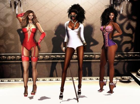 {Meghindo's} ~ Beyonce ~ Set 2 ~