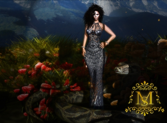 {Meghindo's} ~ Streppe ~ Gown ~