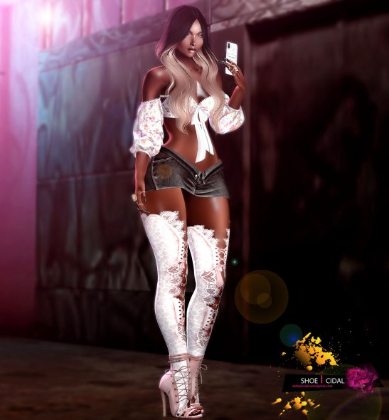 High Rez Snobbery 1316 : Foxy Brown